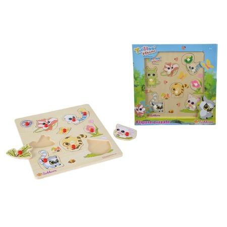 Купить Пазл для малышей Eichhorn Yoohoo&Friends