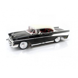 фото Модель автомобиля 1:24 Jada Toys 1957 Chevy Bel Air Hardtop. Цвет: черный