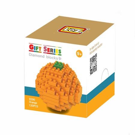 Купить Конструктор игровой Loz «Апельсин»