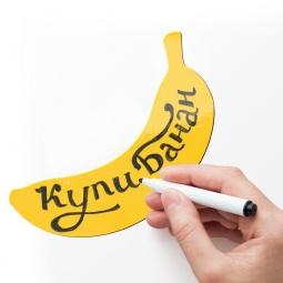 фото Магнит для записей Melompo «Банан»
