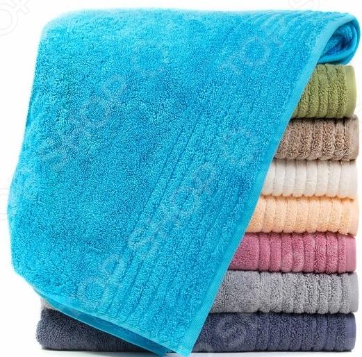 Полотенце махровое Luxury Ayurveda. Размер: 70х140 см полотенца банные aisha махровое полотенце бежевый 40 70 100
