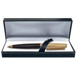 фото Ручка шариковая Erich Krause Essential DU13 Wave Engraving. Цвет корпуса: золотой, черный