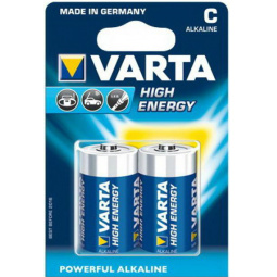 фото Элемент питания VARTA High energy С 2 шт.