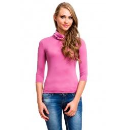фото Водолазка Mondigo 211. Цвет: темно-розовый. Размер одежды: 44