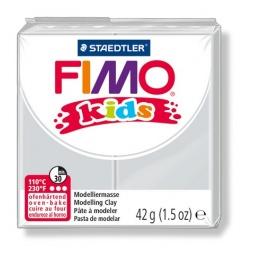фото Глина полимерная для детей Fimo kids 8030. Цвет: светло-серый