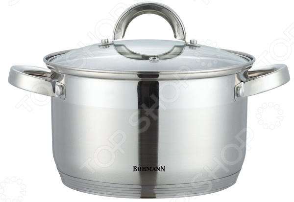 Кастрюля Bohmann BH-1420 кастрюля bohmann bh 2720