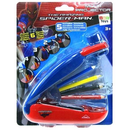 Купить Мультпроектор с карандашами IMC toys SPIDER-MAN