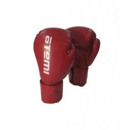 фото Перчатки боксерские ATEMI LTB19012 красные. Размер: 8 OZ
