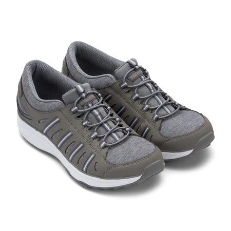 Купить Сникерсы Walkmaxx. Цвет: серый