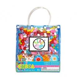 фото Набор для создания украшений Bead Bazaar «Сумочка синяя»