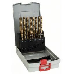 Купить Набор сверл по металлу Bosch 2608587015