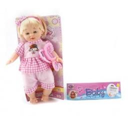 фото Кукла интерактивная Shantou Gepai со светлыми волосами 628963