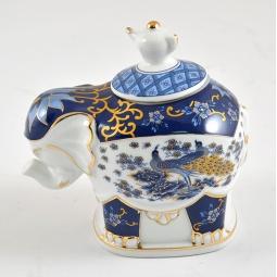 Купить Чайница Elan Gallery «Слон»