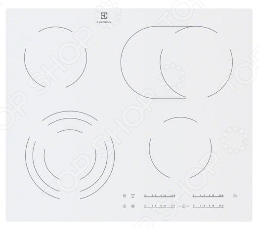 Варочная поверхность Electrolux EHF96547SW