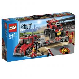 фото Конструктор LEGO Транспортер монстрогрузовика