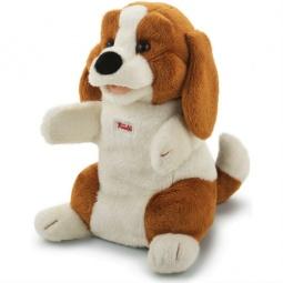 Купить Мягкая игрушка на руку Trudi Собачка