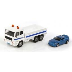 фото Модель коллекционная Пламенный Мотор «Полиция. Эвакуатор»