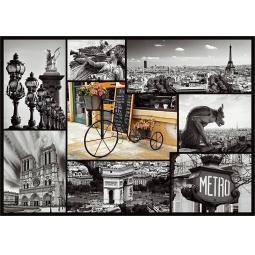 Купить Пазл 1000 элементов Trefl «Париж-коллаж»