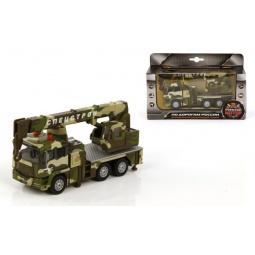 фото Модель коллекционная Пламенный Мотор «Военный кран»