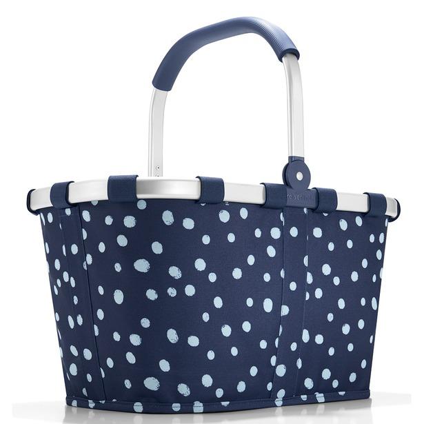фото Корзина для покупок Reisenthel Carrybag Spots Navy