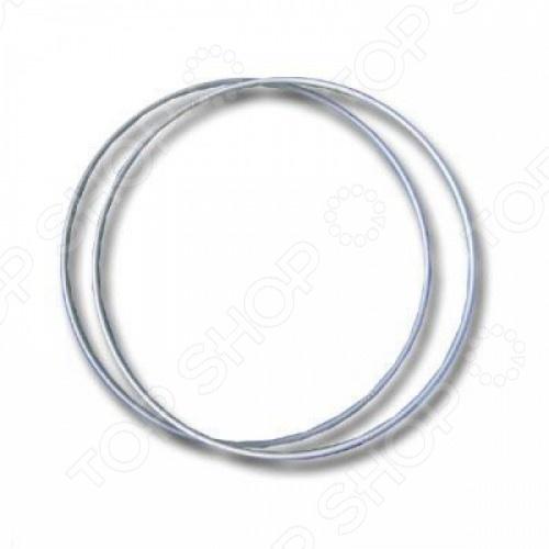 Обруч алюминиевый обруч алюминиевый 900мм окрашеный 360г