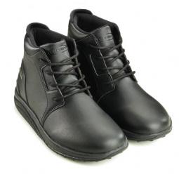 Купить Ботинки демисезонные Walkmaxx Ankle boots. Цвет: черный. Размер: 43. Уцененный товар