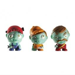 Купить Набор фигурок зомби Dracco Zombie Zity. Количество: 3 предмета