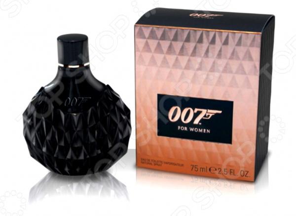 все цены на Туалетная вода для женщин James Bond Woman онлайн