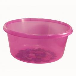 фото Таз IDEA. Цвет: розовый. Объем: 6 л