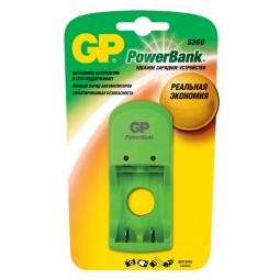 фото Устройство зарядное GP Batteries PB360GS-2CR1