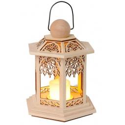 фото Фонарь-свеча Star Trading 270-37 Lantern