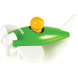 фото Игрушка деревянная Brio «Самолетик». В ассортименте