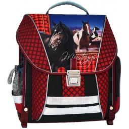 фото Ранец-рюкзак анатомический Emipo Mustangs