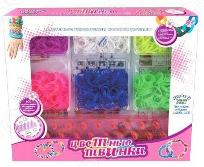 Набор резиночек для плетения Shantou Gepai 21011. В ассортименте