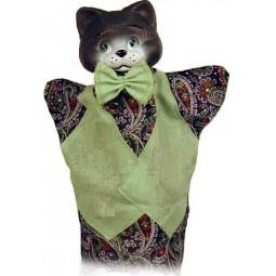 Купить Кукла на руку Русский стиль «Кот» 11120. В ассортименте
