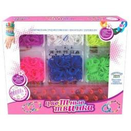 фото Набор резиночек для плетения Shantou Gepai 21011. В ассортименте