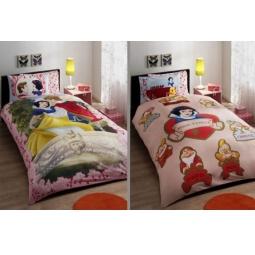 Купить Детский комплект постельного белья TAC Snow white love