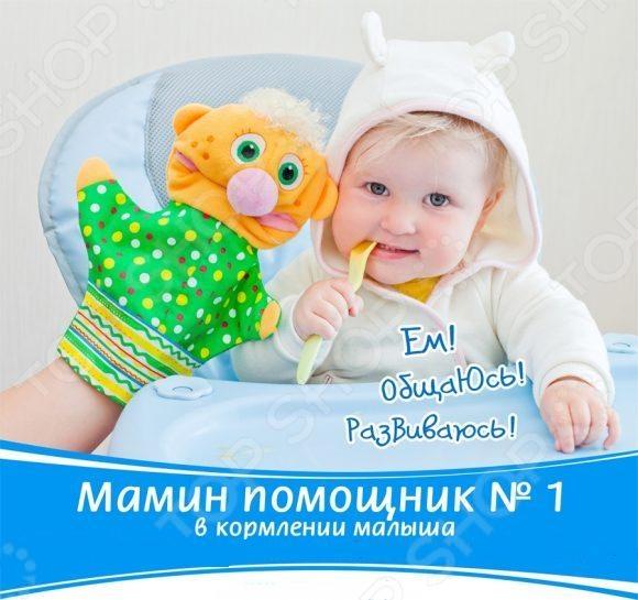 Игрушка-рукавичка Мякиши «Нямлик» Игрушка-рукавичка Мякиши «Нямлик» /
