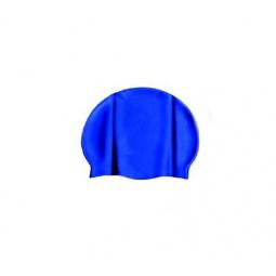 фото Шапочка для плавания Larsen CS. Цвет: синий