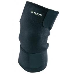 Купить Суппорт колена закрытый ATEMI ANS-010
