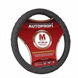 Купить Оплетка на руль Autoprofi AP-300