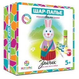 Купить Набор для росписи Шар-папье «Зайчик»