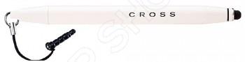 Ручка шариковая со стилусом Cross Tech2 Pearl White
