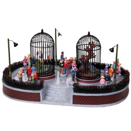 Купить Фигурки керамические Lemax «Аттракцион: Зоопарк»