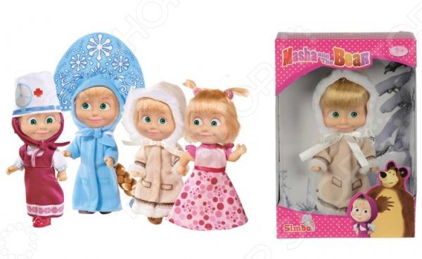 Кукла Simba «Маша». В ассортименте цена