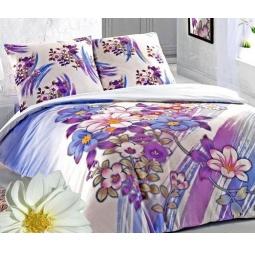 фото Комплект постельного белья Сова и Жаворонок «Гаити». Семейный