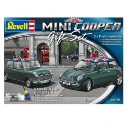 Купить Набор сборных моделей автомобилей Revell Mini Cooper