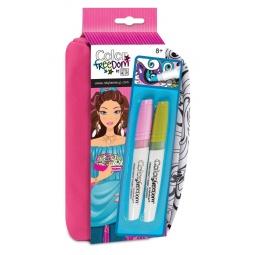 Купить Набор для девочек: клатч и маркеры для ткани Style Me Up! 1871