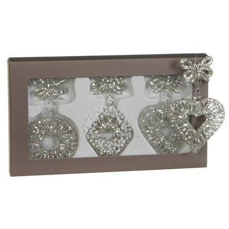 Купить Набор елочных украшений Christmas House 1694715