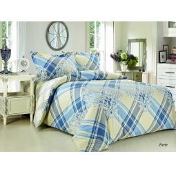 фото Комплект постельного белья Jardin Faris. 1,5-спальный. Размер наволочки: 70х70 см — 2 шт. без оборки